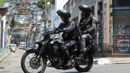 Brasiliens Polizei tötete 2018 wohl mehr als 6000 Menschen