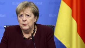 Merkel sieht große Baustellen für ihren Nachfolger