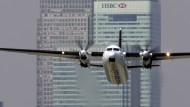 Die Allianz will den Londoner City-Flughafen