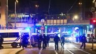 Polizisten töteten am Donnerstagabend in Straßburg den Attentäter Cherif C.