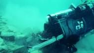 Roboter jagen Feuerfische
