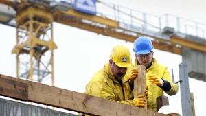 Industrie nennt Wirtschaftslage robust