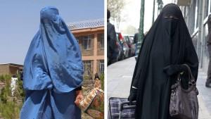 Wo Burka und Nikab in Europa schon verboten sind