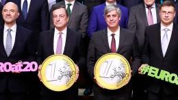 Deutsche Forscher unzufrieden mit den Euroreformen