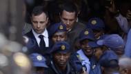 Staatsanwaltschaft enttäuscht über Pistorius-Urteil