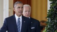 Obama will reibungslose Übergabe
