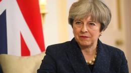 Britisches Parlament will sich Veto über Brexit-Abkommen sichern