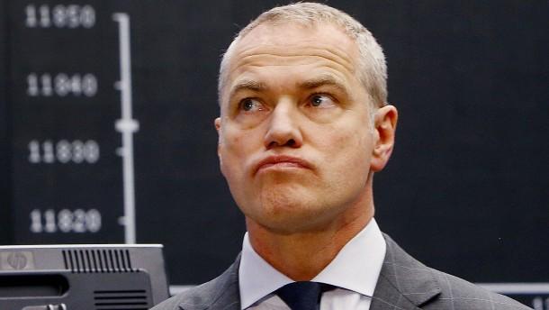 Ehemaliger Börsen-Chef verliert 4,75 Mio Euro