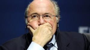 Europarat fordert Überprüfung der Blatter-Wahl