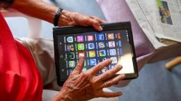 Die Pflege soll digitaler werden