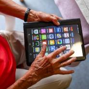 Hilfreich: Das Internet im Pflegeheim