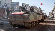 Syrien wertet Einsatz der Türkei als unverhohlene Aggression