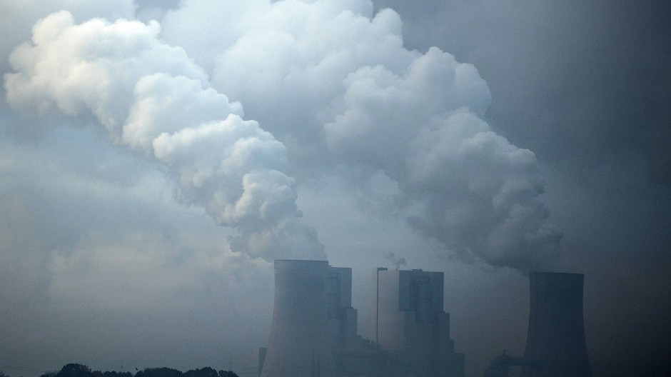 Kohle als Erregungsthema des Weltklimagipfels in Bonn