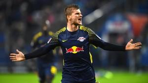 Werner überrennt den HSV