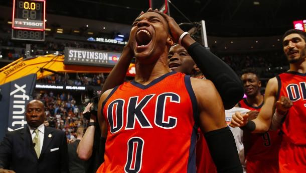 Grandiose Rekorde in der NBA