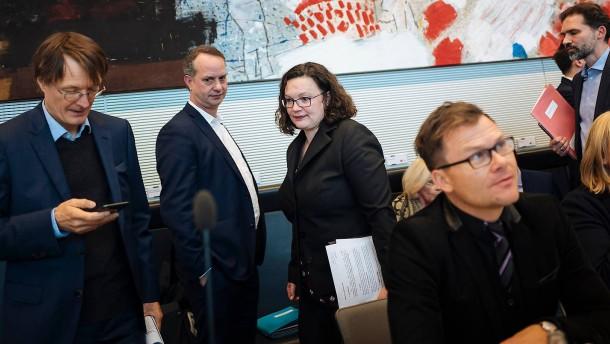SPD im Bund erstmals nur viertstärkste Partei