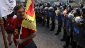 Generalstreik legt Argentinien lahm