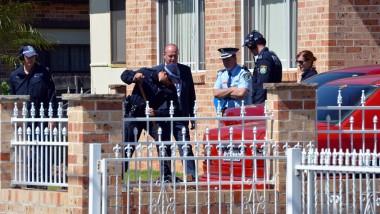 Die australische Polizei startete die größte Anti-Terror-Aktion ihrer Geschichte