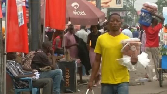Angst vor Ebola