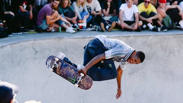 Die letzte Freiheit im Skateboarding