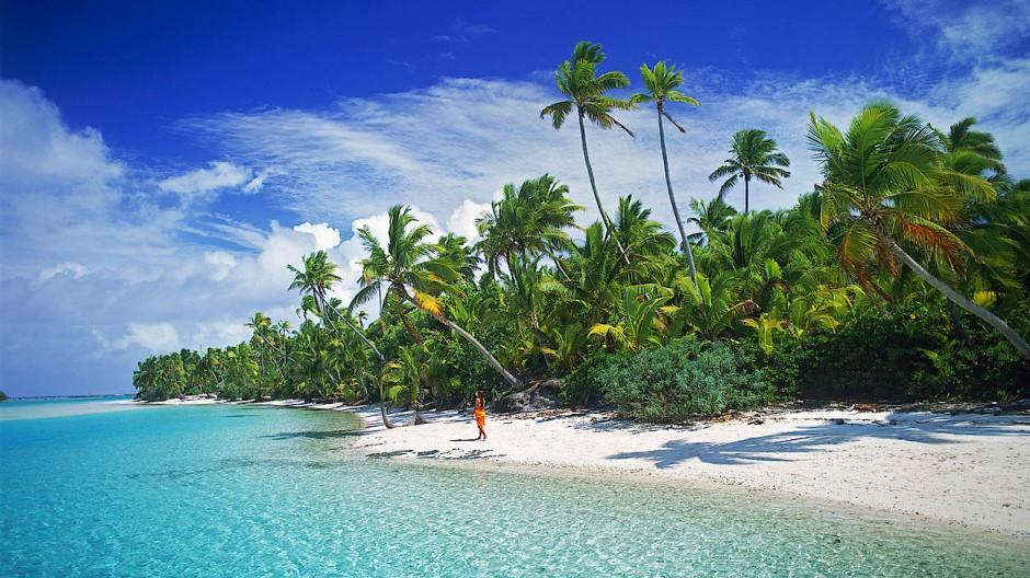 Auch steuerlich ein Paradies: Die Cook Inseln