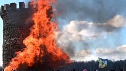 """In Russland brennt die """"Bastille"""""""