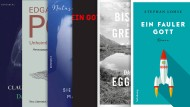 Das sind die wichtigsten Romane des Frühjahrs
