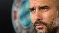 Pep Guardiola gibt den Bayern ein strahlendes Gefühl der Größe