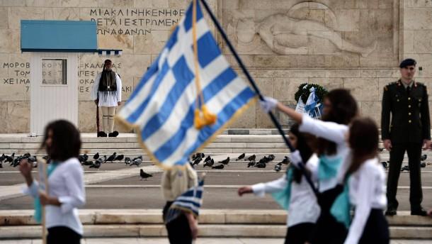Was Griechenland braucht