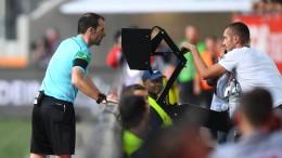 König Video regiert den Fußball