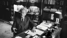 Trauer um Valéry Giscard d'Estaing