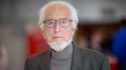 Früherer SPD-Politiker Erhard Eppler ist tot