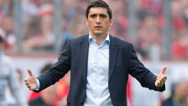 Leverkusen trennt sich von Korkut