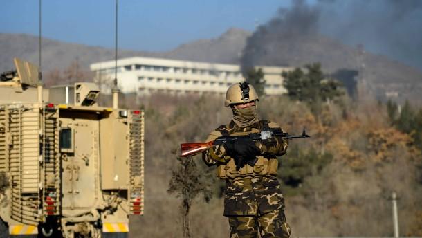 Taliban bedrohen 70 Prozent des Landes
