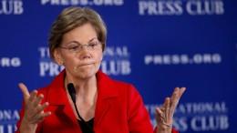 Senatorin fordert Wettschulden von Trump