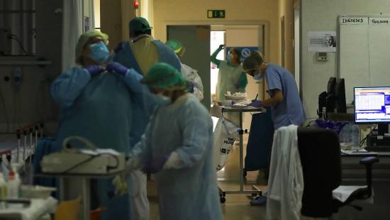 Zehnmal mehr Infizierte in Spanien als bisher bekannt