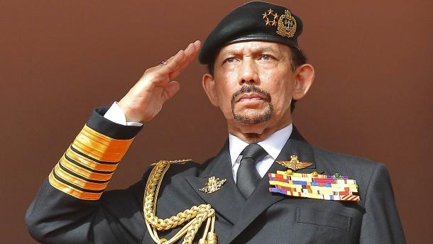 Brunei führt die Todesstrafe für gleichgeschlechtlichen Sex ein