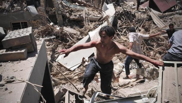 Viele Tote nach Bombenanschlägen