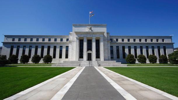 Amerikanische Anleiheinvestoren in Panik