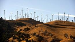 Kalifornien will ökologische Stromversorgung bis 2045