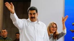 Amerika verhängt neue Sanktionen gegen Venezuela