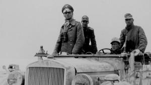 Der Geist von Erwin Rommel in Aalen