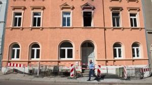 Wieder Brandanschlag auf unbewohntes Asylbewerberheim