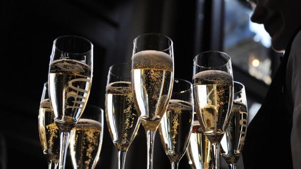 100 Jahre alter Champagner für 116.000 Dollar versteigert