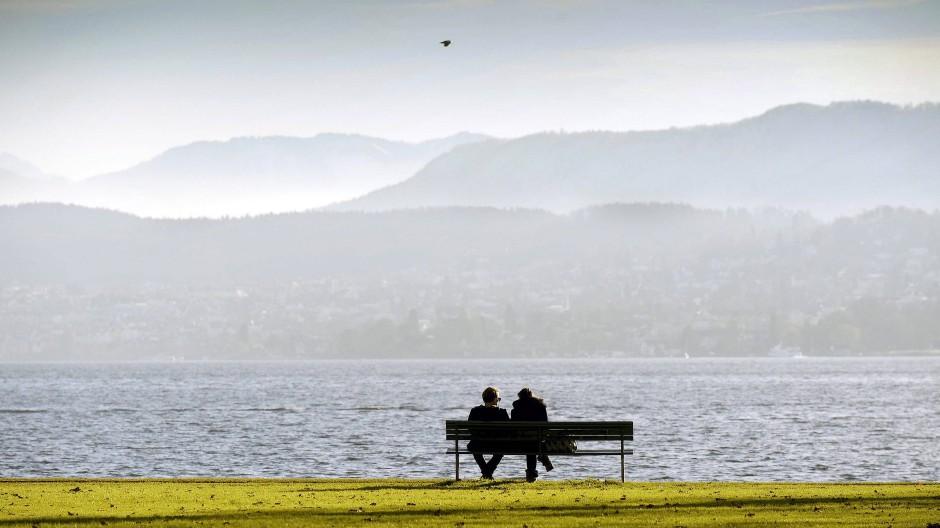 An der Goldküste des Zürichsees entwickeln sich die Dinge gern etwas weniger dynamisch.