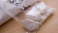 Immer mehr Drogendelikte erfasst