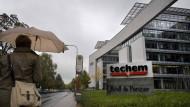 Techem streicht jede vierte deutsche Stelle