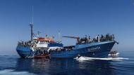 Vereinte Nationen loben Retter von Bootsflüchtlingen