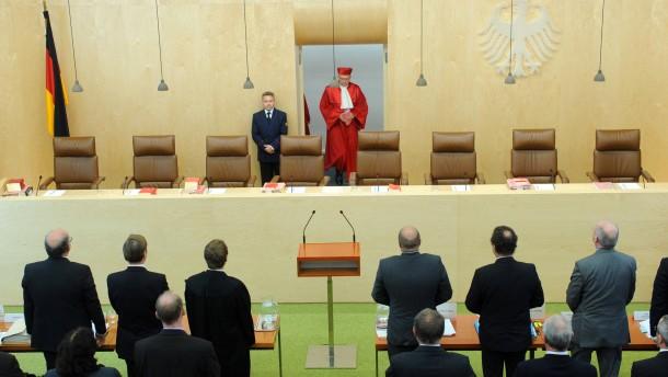 Bundesverfassungsgericht verhandelt Antiterrordatei