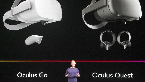 Virtuelle Realität, ganz ohne Kabel